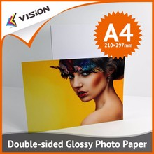 120-300gsm double-sided A4 glossy photo paper for digital printing