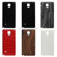 Fashional cover Case for Samsung Galaxy Note 4 High Quality Soft Leather Pattern End Cap Mobile Phone Cases protector