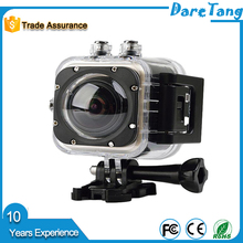 2017 new design HD Video 360 Action Camera 1080P Waterproof Sprots Camera