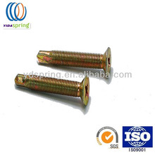 Manufacturer supply excellent quality mirror screws