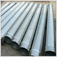 273mm Johnson screen water filter pipe for drinking water well drilling screen