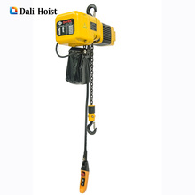 lifting tools , electric chain hoist with radio remote control , double speed /single speed ,