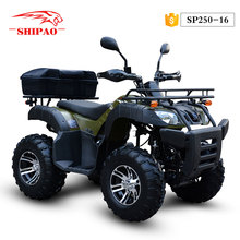 SP250-16 Shipao manual 250cc loncin engine atv