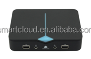 2016 Energy-saving fanless desktop terminal cloud computer