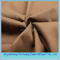 heavy weight twill polyester cotton 50/50 fabric for coveralls