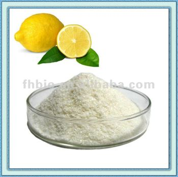 Freeze Dried Lemon Juice Powder