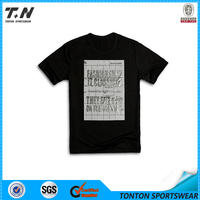 Cotton fabric extended new model men's 1.00 t shirt
