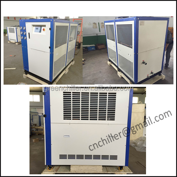 Wine Beer Used Small Air Cooling Water Glycol Chiller