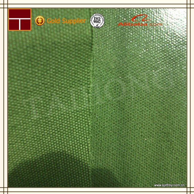 made in China Alibaba dyed pvc coated polyester fabric