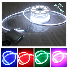 Remote controller 15 Color LED Flexible Neon rope Motorcycle Accent Light