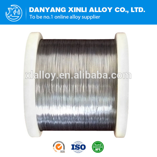 Factory price W.Nr 2.4851 Round Wire Inconel 601