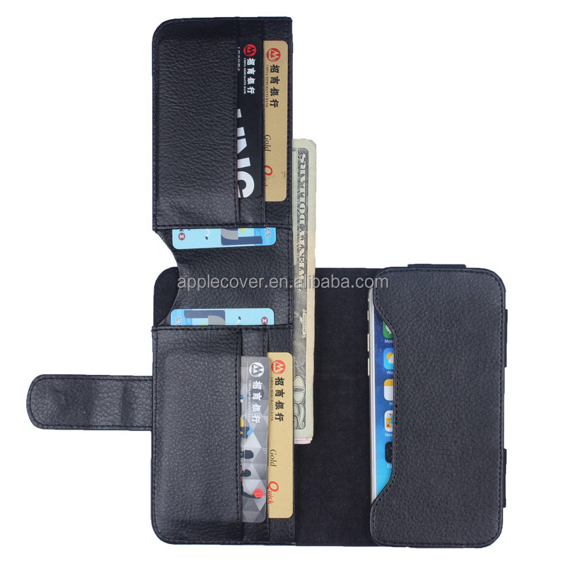 for iPhone 5S original pouch case with credit card slots
