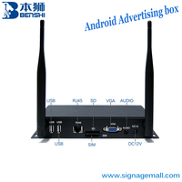 2016 Best Selling Android 4.4 TV Box Eight Core 2gb 8gb Smart Media Hub Player