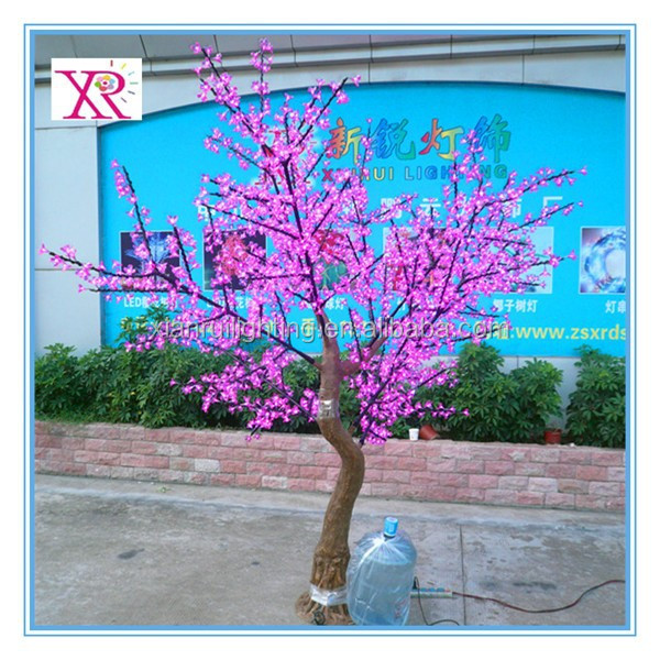 Most popular led xmas tree lights/led outdoor christmas tree