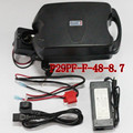 Recharge P29PF-F-48V 8.7Ah 18650 Cell Li-ion Battery Electric Bike 10A 3C Powerful 3.7V 2.9AH Polymer Lithium Battery