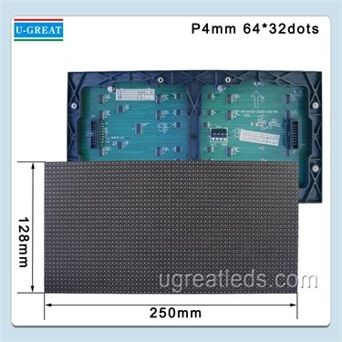 High Brightness SMD 3in1 P6 Outdoor LED Module for Video Show