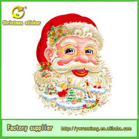 Wholesale pictures christmas door decorations,pictures father christmas