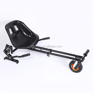 Fun with hoverboard kart gokart suitable for 6.5 8 10 inch self-balance scooter cart with suspention
