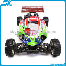 Henglong Models 3850-5 1 10 Scale 18 Engine Gas RC Cars Hottest in 2012 !! High Speed RC Monster Truck Nitro Gas RC Car
