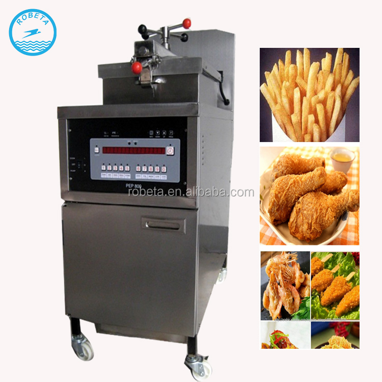 CE approved Used henny penny pressure fryer all auto