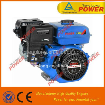 13hp 4 stroke gasoline engine