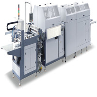 Professional automatic book cover making machine