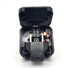 Top selling alibaba euro plug to 13A uk bs5733 travel adapter