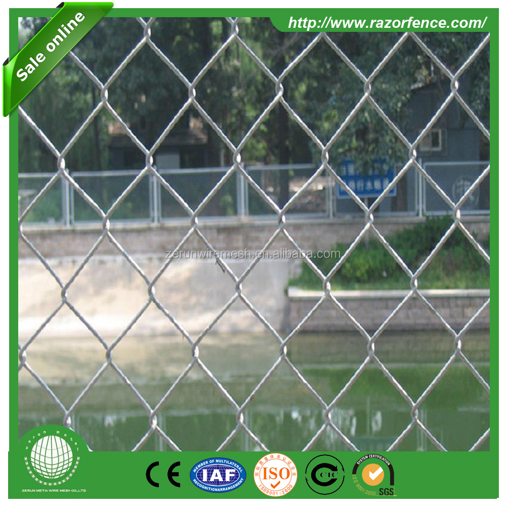 cattle fence sheet metal fence panel chain link fence prices gs