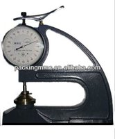 Desktop thickness gauge for Plastic Film