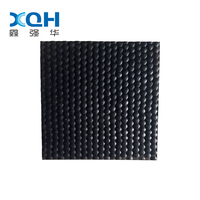 Shock absorbing anti slip outdoor 15mm thick high friction rubber sheet