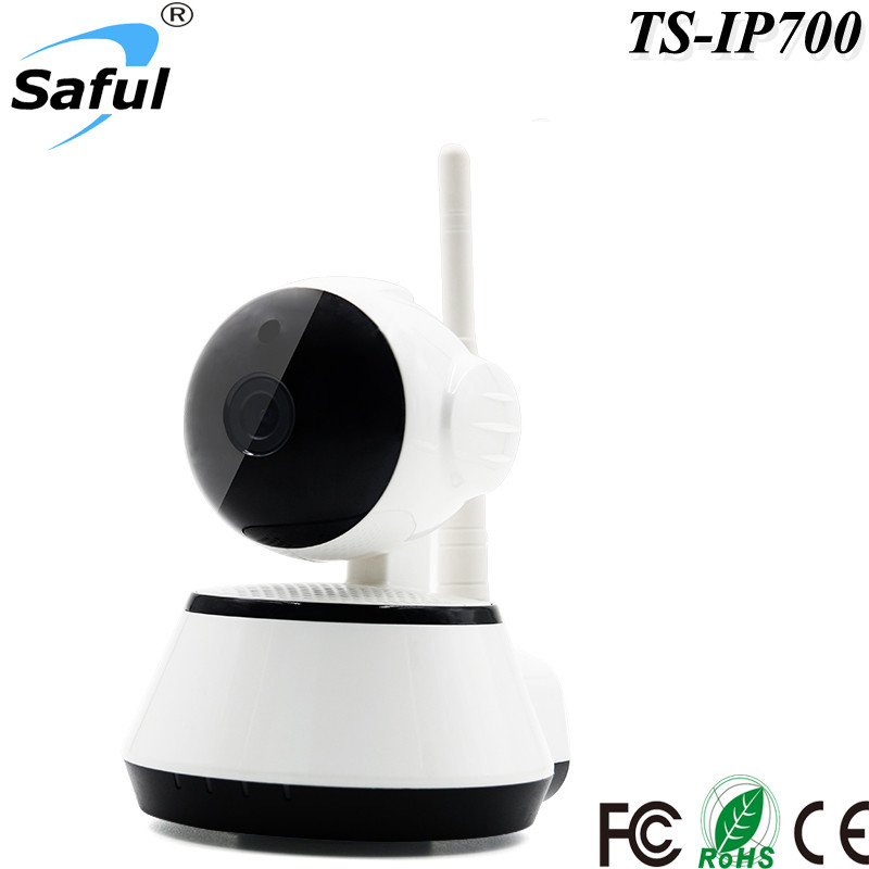 360 degree P2P hd wifi ip camera with function of i/<strong>o</strong> alarm port
