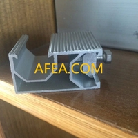 aluminium window parts ,aluminium extrusion windows ,structural aluminium sections