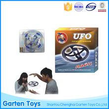 Fashion amazing circle air floating flying ufo magic spinner toy