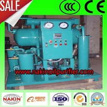 Transformer Oil Filter Machine Adopting Vacuum Process for Insulated Oils Recovery