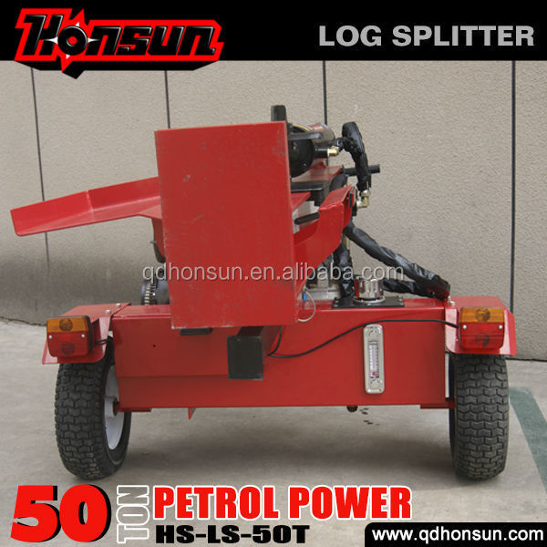 With well experienced technological team garden tool trailer hydraulic log splitters for sale