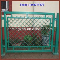 temporary metal fence panels for residential housing backyard garden