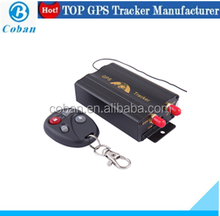 professional gps tracker manufacturer for 10 years , Anti theft car tracking system vehicle GPS tracker tk 103B
