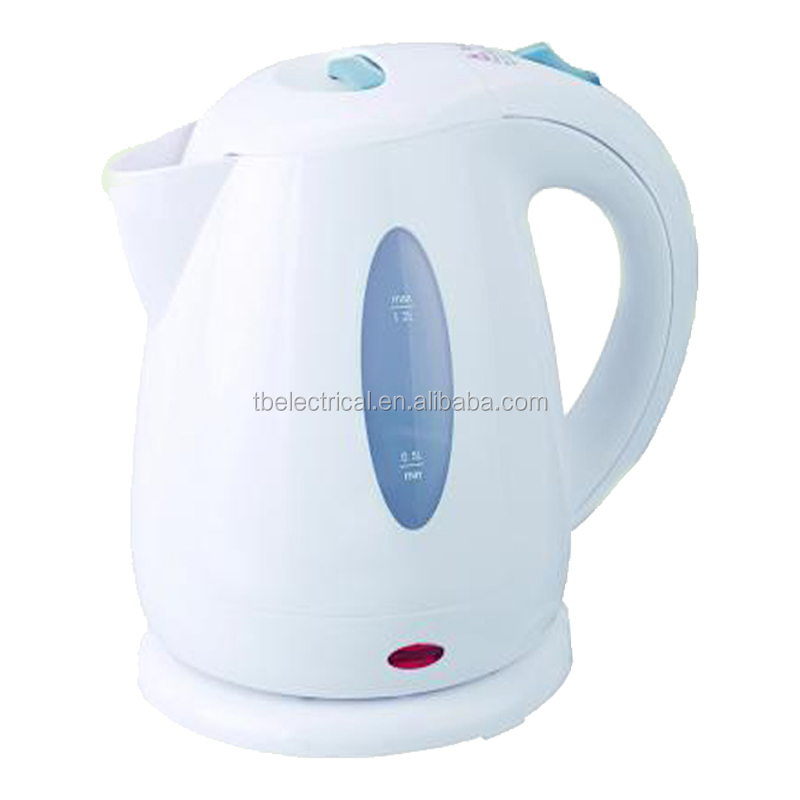 Low energy instant heater electric kettle with long mouth