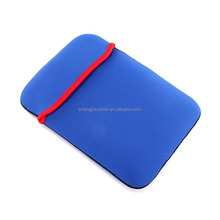 Water repellent multiple tablet case , neoprene laptop sleeve without zipper