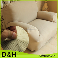spandex fitted pique chair slipcover