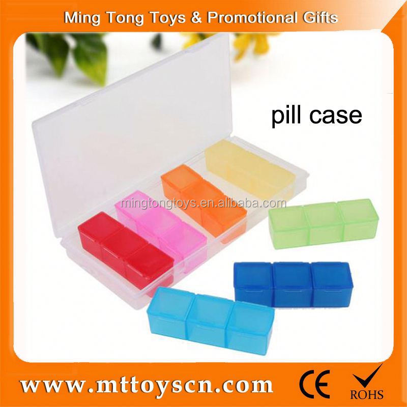 OEM factory pill case dispenser