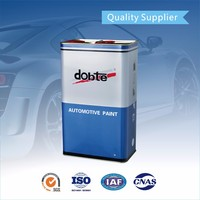 ISO Certificated Manufacturer supplying Refinish Car/Auto/Automotive Coating