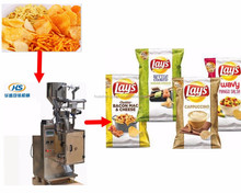 HS240BK multi-functional full-automatic groundnut/ fried beans/ snack weigh packing machine with PE bag