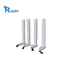 3 Stages Metal Lifting Column Electric for Height Adjustable Desk