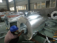 Galvanized steel coil for roofing coil G50
