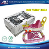 plastic injection toys car parts mould for baby walker manufacturer