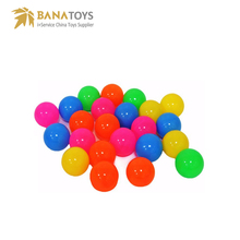 Offering $1 sample! 2018 Ocean ball wholesale plastic ball pit balls