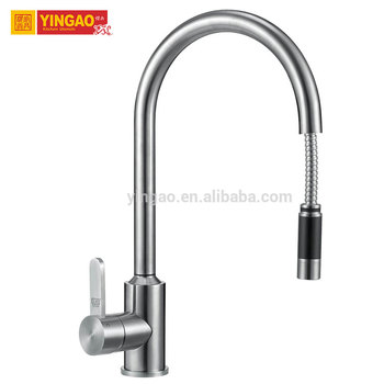 Factory price china water ridge pull out kitchen tap pull out faucet