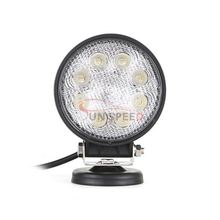 Promotional 24w front bumper led work light, 5 inch auto part led work light