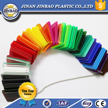Good price no fade UV color cell cast acrylic for lamp